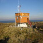Seenotbeobachtungsstation, Haus Krasniqi, Langeoog